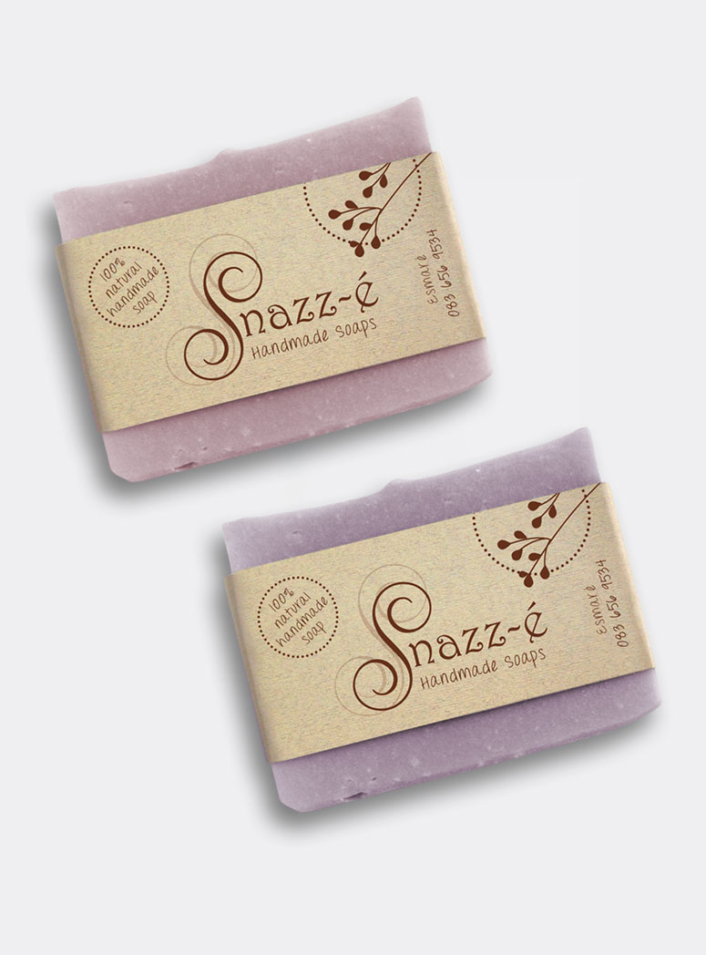 packaging design snazze soaps